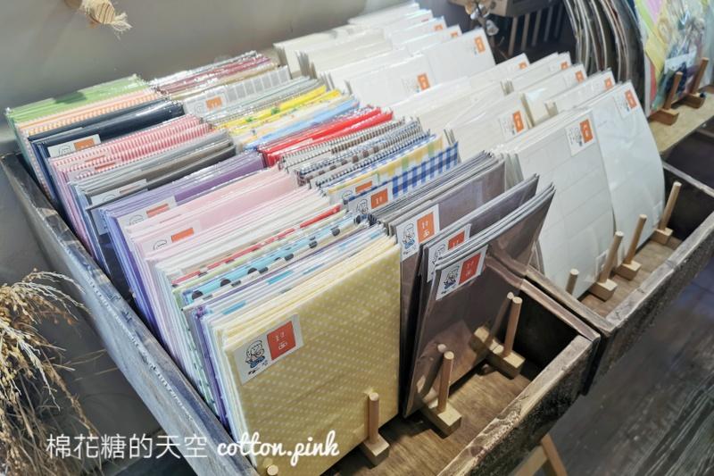 審計新村也有特賣會!各式紙邊整疊特賣~還有特別日曬筆記本!