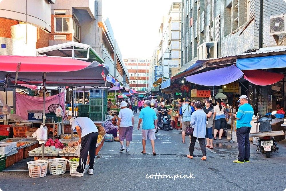 澎湖美食早起吃這裡!推薦北辰市場烤雞、燒餅、雞蛋糕~還有喝的剉冰別錯過!
