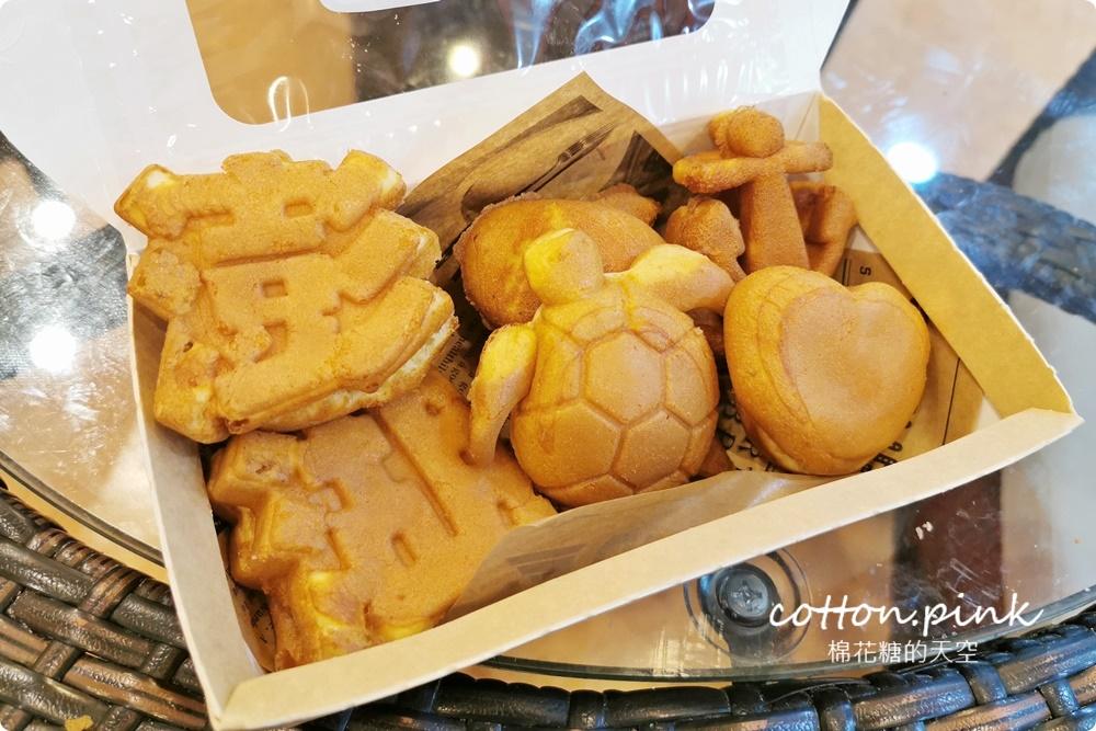 澎湖人氣雞蛋糕懶人包|海龜、飛機、小管通通有~先找合發旅行社搞定澎湖旅遊大小事