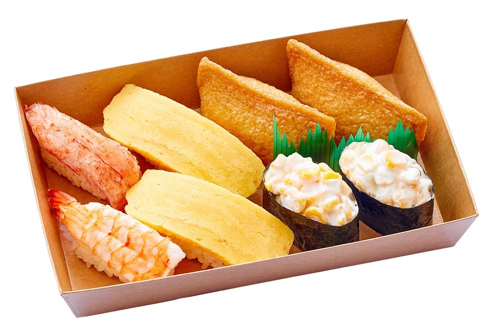 藏壽司外帶餐盒台中門市開賣了!柯南扭蛋不用靠人品~一盒送一顆!陸續開放詳細日期看這篇~