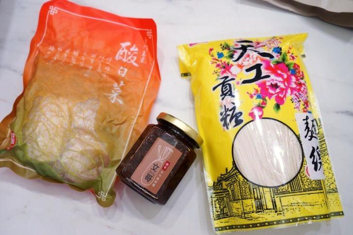 金門伴手禮一次買齊!金門貢糖、牛肉乾、麵線、翟家高粱酸白菜