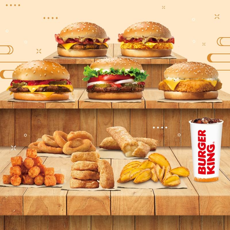 台中再添一家漢堡王!就在黃金地段公益路上~近期優惠整理