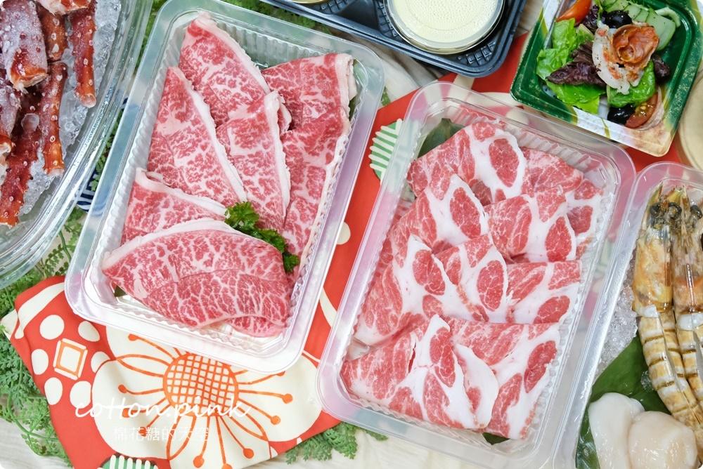 超狂外帶帝王蟹火鍋尬M9和牛!台中暮藏和牛鍋物超貼心服務、頂級食材首度開放外帶!