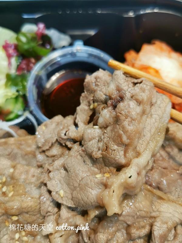 台中第一家燒肉Like開幕啦!外帶便當還有加肉版~隔壁就是添好運!