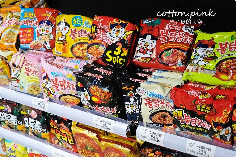 中元普渡異國風~日本韓國泡麵零食餅乾買起來!獅賣特價格超甜超好買~