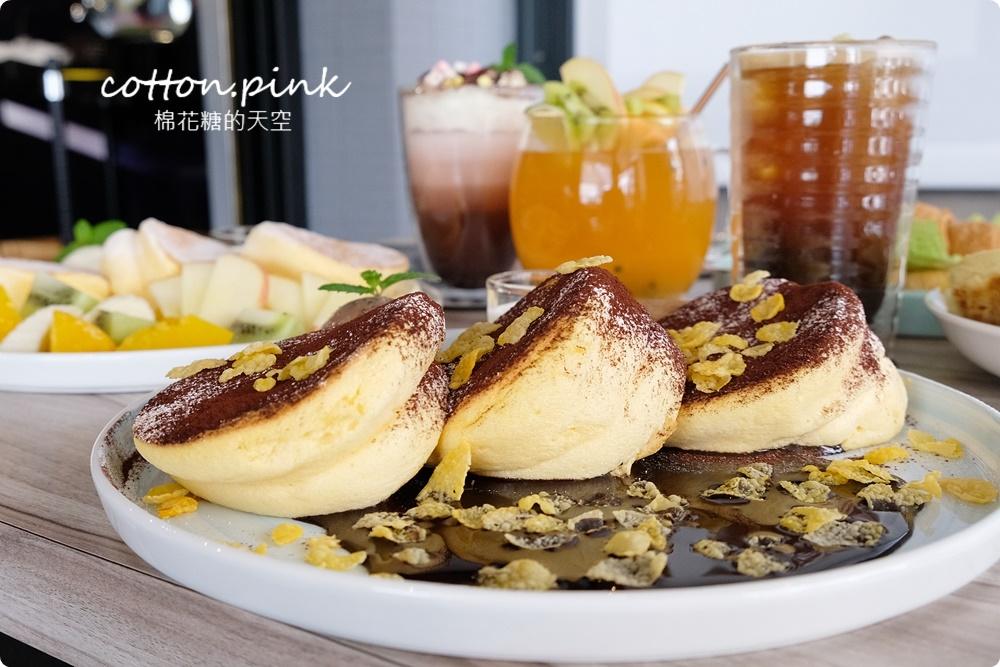 台中沙鹿少見舒芙蕾咖啡廳~圓夢翔Coffee早午餐也超澎湃