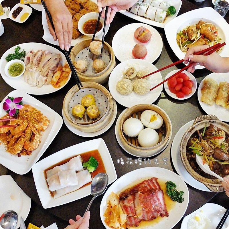 """《台中美食》週間限定~""""搞剛""""亮晶晶片皮鴨就在漢口路狀元閣!還有商業午餐兩人、三人、四人多種選擇的組合唷!"""