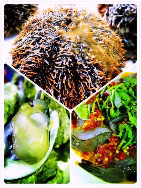 <搭BRT吃美食>百聞不如一吃!終於讓我吃到第一猛東石鮮蚵~第一青!
