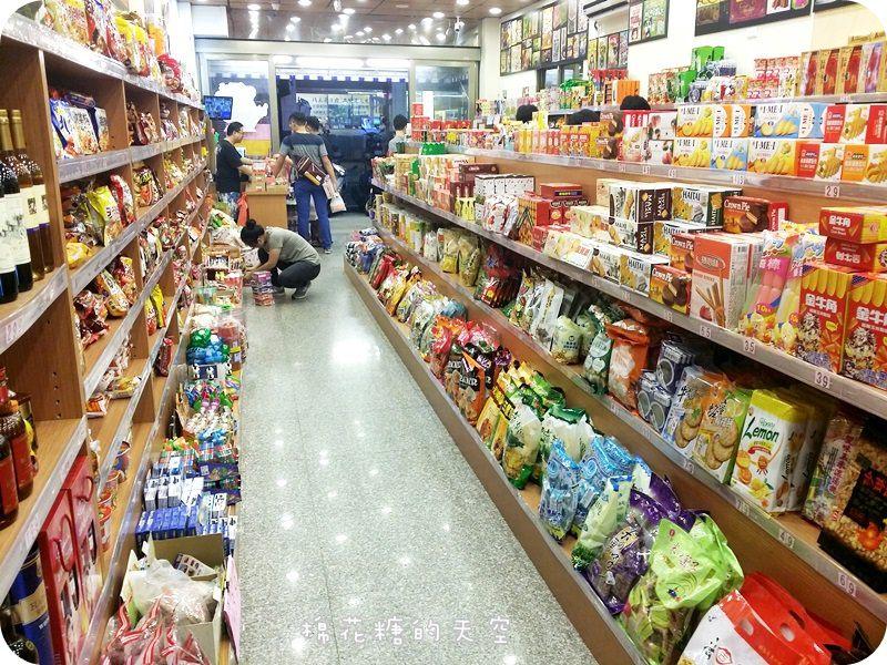 《台中零食》千萬別在腦波弱的時候走進東海商圈22King即期良品~裡面滿滿的零食太恐怖啦!