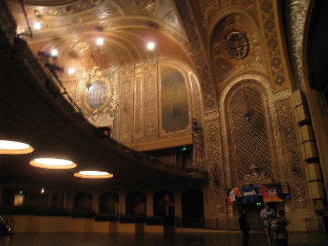 我在西雅圖~Paramount Theater