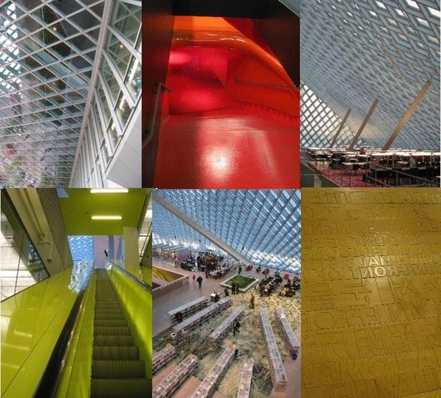我在西雅圖~Krispy Kreme甜甜圈 & Smith Tower & Seattle Public Library