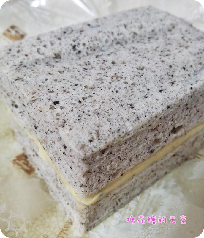 《台中甜點》豐原寶才不只豆漿蛋糕好吃連芋泥捲都好迷人!蛋糕綿綿~芋泥桑桑~好好味!