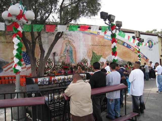 坐公車玩洛杉磯~小墨西哥
