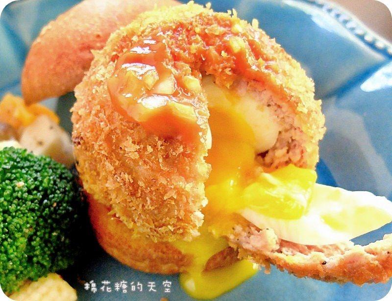 《台南美食》最新台南早午餐就在BOP~爆漿球球漢堡排、超多松露野菇燉飯、還有還有限量銷魂紅酒燉牛肉