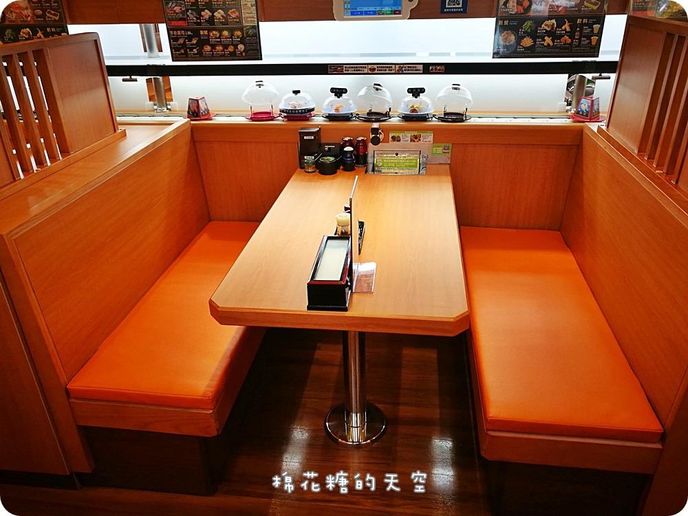 台中壽司‖藏壽司街邊店再度登場,全台第二家就在中清路上,滿五盤就可以扭蛋喔!