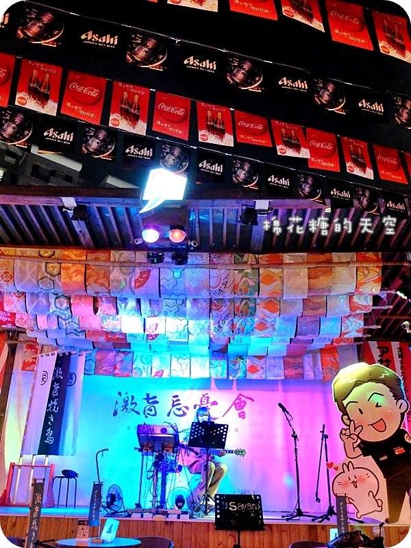 逢甲必吃排隊美食激旨燒鳥開二店啦!平價日式調酒、現場歌手駐唱~還有創意又好吃的多種串燒,文末有秘密通道~不用人擠人唷!