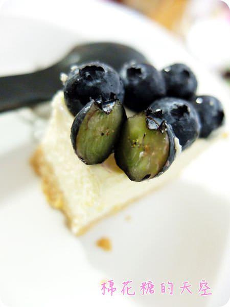 《宅配美食》CheeseCake1超豪華鮮藍莓起司蛋糕,奢侈一下又何妨?