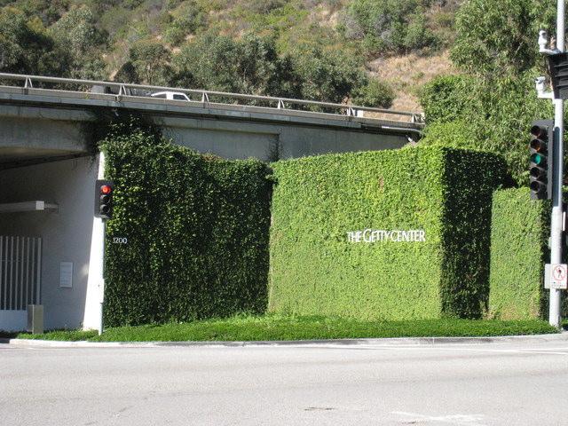 坐公車玩洛杉磯~Getty Center-展覽品篇
