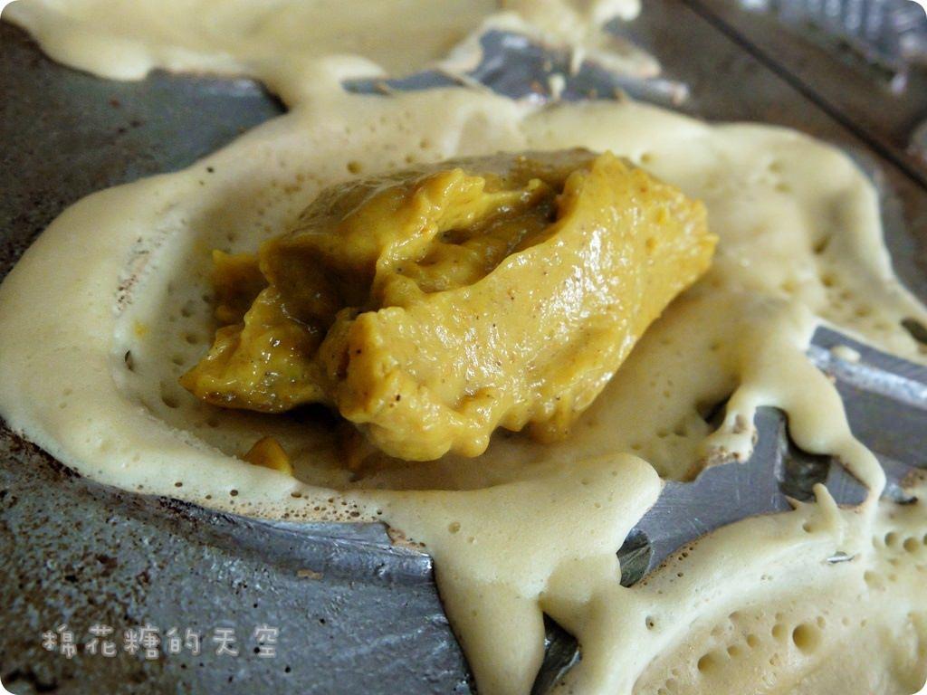 《台中小吃》鯛魚燒爆漿了!『漁屋鯛魚燒』每隻魚兒都好料滿滿~還可以自創口味隨意配喔!