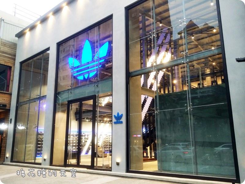 《台中購物》鞋迷們注意啦!adidas Originals台中公益經典門市要開幕囉!12/16全台最大Originals就在台中公益路上喔!